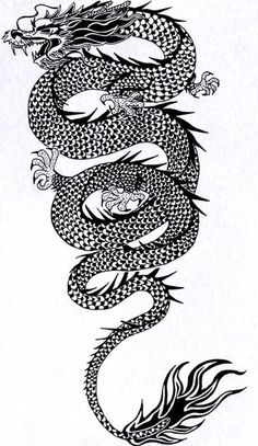 I Love Chinese Dragons
