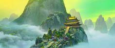 kung fu panda concept art - חיפוש ב-Google