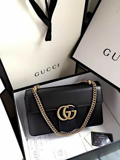 Gucci Purses, Purses And Handbags, Leather Handbags, Gucci Bags, Gucci Men, Leather Bags, Leather Backpacks, Ladies Handbags, Cute Handbags