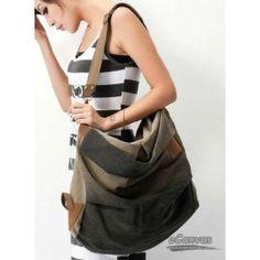 Large messenger bag for school