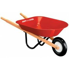 Radio Flyer Kid's Wheelbarrow - Tricycles, Scooters & Wagons #Kid #Kids #Toy #Toys #Christmas #Holiday #Holidays #Wish #Wishlist #Child #Children #Tricycles #Scooters #Wagons #Rides #Gift #Gifts #Present #Presents #Idea #Ideas $34.09