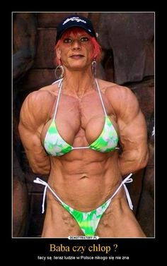 bodybuilder moore Mature wanda