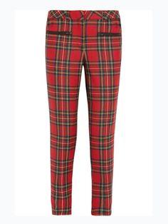 Shopping 100% tartan - Le pantalon Karl Lagerfeld