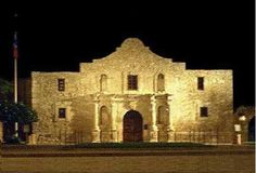 While downtown at the Riverwalk, it's just a short walk to Texas History...Remember the Alamo!