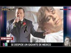Confirmado muere Juan Gabriel a los 66 años de edad 28 Agosto 2016