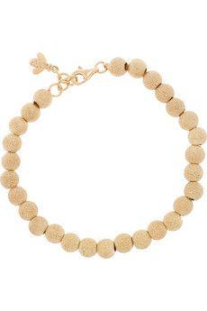Carolina Bucci 18-karat rose gold bracelet | NET-A-PORTER