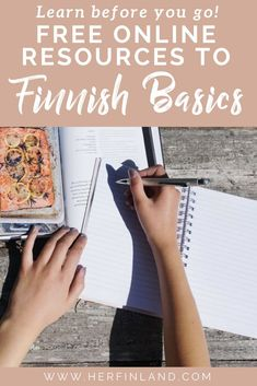 Interested in Finnish language basics? Here are the things to know about Finnish. Bonus: Get a free Finnish online course! Finland Facts, Finland Destinations, Europe Weekend Trips, Learn Finnish, Finnish Words, Finnish Language, Finland Travel, Language Quotes, What Is Like