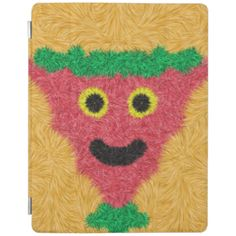 A colorful furry pattern with a face in the middle with a stylish and modern looks. You can also Customized it to get a more personally looks. #abstract #trendy #colorful #modern #decorative #stylish #abstract-pattern #furry #face #furry-brush #orange