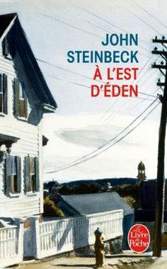 A l'est d'Eden - John Steinbeck | Comme la plupart des oeuvres de Steinbeck, il offre tout autant un point de vue sur la société américaine qu'une réflexion plus générale sur la nature humaine. C'est une très oeuvre très vaste, qui se déroule sur plusieurs générations. On suit deux grandes familles fermières dans une vallée de Californie, les Hamiltons et les Trask, à travers leurs vies et surtout les drames familiaux qui les déchirent. http://www.madmoizelle.com/livres-preferes-zoe-168110