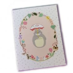 Totoro Card - Unicorn Crafts