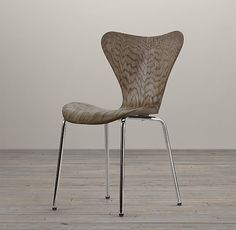 3rd fl conf rm (combo with Devon chairs) -- $119 on sale from RH -- Magnus Weathered Chair