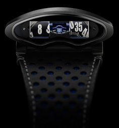"""MB&F HMX Watch For Brand's 10th Anniversary Priced At 'Only' $30,000 - by Ariel Adams - read more, see the pictures & video: http://www.ablogtowatch.com/mbf-hmx-watch-brands-10th-anniversary-priced-only-30000/ """"The MB&F HMX watch celebrates the 10th anniversary of the landscape-changing Geneva-based Swiss watch maker founded by Max Busser. 'HMX' means 'Horological Machine 10,' but that should not be confused with its numerical order in the collection because it would really be the HM7 after…"""