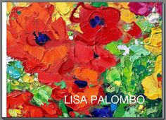 "NEW Book, ""Lisa Palombo, American Impressionist"""