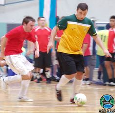 2011 All Age Mens Action Shot