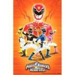 Power Rangers Megaforce Table Cover