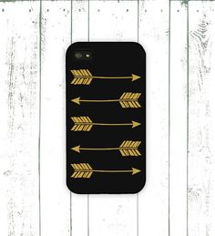 Hey, I found this really awesome Etsy listing at https://www.etsy.com/listing/209413280/arrow-iphone-case-black-and-gold-iphone