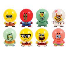 Bulk Toys > SpongeBob Buildables
