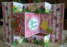 IlCassettodiGio: Biglietto di auguri Buona Pasqua - Easter card