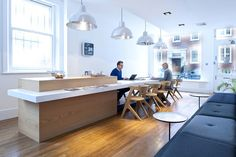SGS LONDON OFFICES