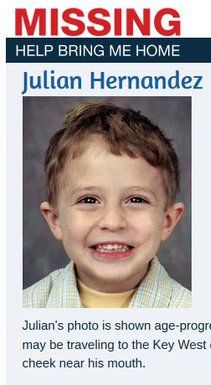 Abducted child found safe when he applies to college 13 years later