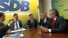 """IRAM DE OLIVEIRA - """"opinião"""": Empresários politiqueiros"""
