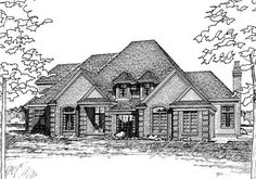 Main image for house plan # 5192