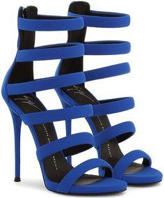 "Giuseppe Zanotti ""Chantal"" Sandals #giuseppezanottiheelssandals"
