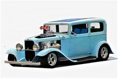 Classic Hot Rod, Hot Rods, Antique Cars, Gifs, Collections, Trucks, Animation, Antiques, Drawings