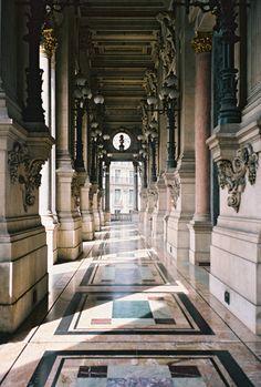 Opera Garnier, Paris (by victortsu)