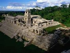 Palenque in Chiapas, Mexico