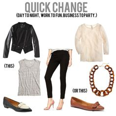 jillgg's good life (for less) | a style blog: quick change!