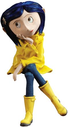 Coraline (The Game) is a surrealistic adventure game that will enthrall gamers of all ages with its moody atmosphere, engaging narrative, and cast of colorful characters. Coraline Costume, Coraline Doll, Coraline Jones, Coraline Movie, Tim Burton Style, Tim Burton Films, Neil Gaiman, Laika Studios, Dragons