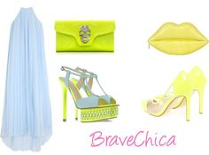 Check Out The Combination of Neon for Daytime & Pastel for Nightime + Fluorescente para el Día y Pastel para la Noche !!! http://bravechica.blogspot.com/2013/06/neon-for-daytime-pastel-for-nightime.html @BraveChica #Fashion #Style