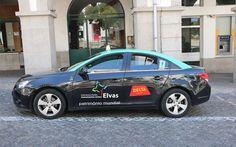 Elvas: Táxis também já promovem Património Mundial | Elvasnews