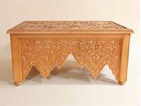 Moroccan Furniture Tables Bazaar Table Moorish