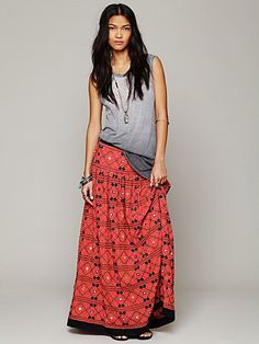 Delhi Dreams Skirt