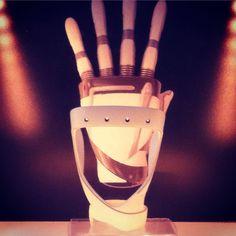 """MY_HAND la prima mano robotica completamente """"Made in Italy"""" sviluppata e realizzata dalla scuola superiore sant'anna di Pisa in collaborazione con D'arc studio di Roma...è stata una vera sfida, ma orgogliosi di averla accettata!!!"""