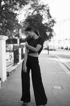 Noir Bralette for Under Mesh'ette by Elvira | FEIMINN