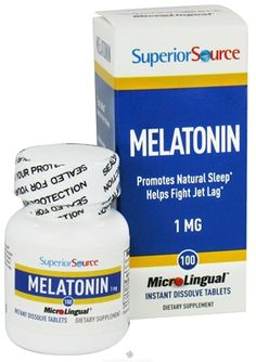 iHerb Review: Superior Source, Melatonin, 1 mg, 100 MicroLingual Instant Dissolve Tablets + the Best iHerb coupon