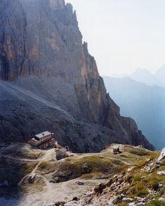 San Martino di Castrozza - Pale di San Martino - Rifugio Pradidali