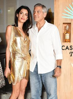 Pin for Later: George and Amal Clooney S'éclatent à Ibiza
