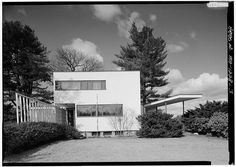 Germany's inaugural modernist Walter Gropius, who would have turned 131 yesterday, is best known for founding Germany's Bauhaus, an arts school that churned out so many pioneering architects and...