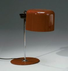 joe Colombo, lampe Coupé,  1967