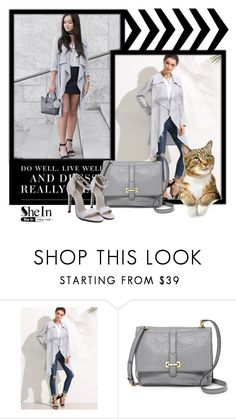"""Shein contest"" by se4ik ❤ liked on Polyvore featuring FOSSIL"