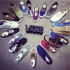Vans! <3 i want some!!
