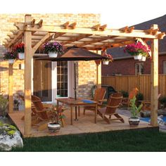 Backyard Decoration