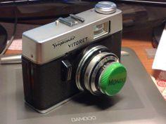 New lens cap