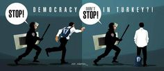 Taksim Gezi Parkı direnişi...Kabus gibi ülkede herşey suç!