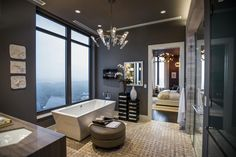 Master Bathroom Pictures From HGTV Urban Oasis 2014