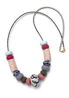 Image of Honie Big Bead Necklace